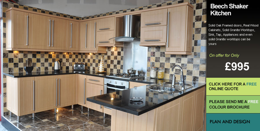 Kitchens Blackpool